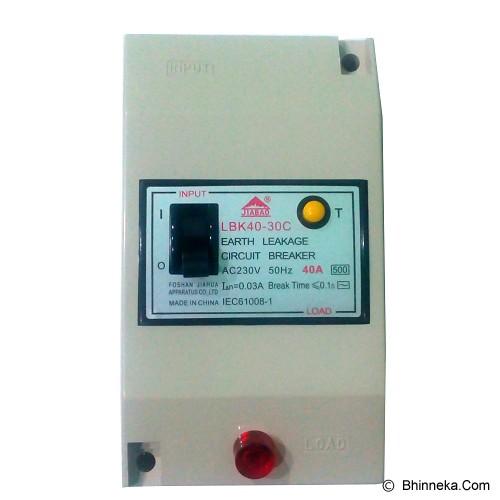 ELCB Jiabao [LBK40-30C] - Miniature Circuit Breaker / MCB